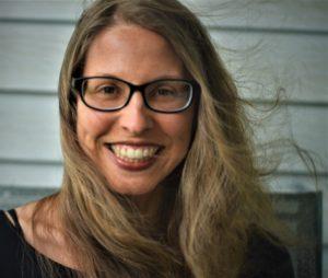 photograph of writer Jessie van Eerden