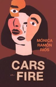 picture of book, Cars on Fire