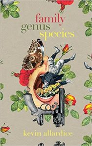 Cover of Family Genus Species by Kevin Allardice