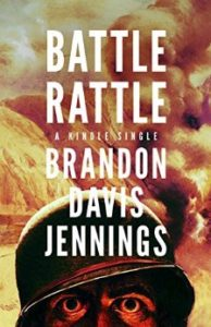 Cover of Battle Rattle by Brandon Davis Jennings