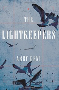 Cover of The Lightkeepers by Abbi Geni
