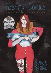 Cover of Poetry Comics: From the Book of Hours by Bianca Stone