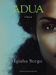 Cover of Adua by Igiaba Scego