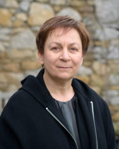 Photography of author Anne Enright