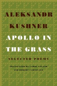 Cover of Apollo in the Grass by Aleksandr Kushner