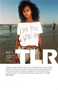 "Cover of TLR's ""Do You Love Me?"" issue"