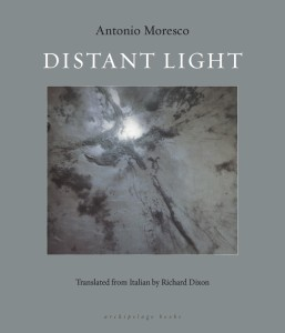 Cover of Distant Light by Antonio Moresco
