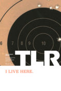 "Cover of TLR's ""I Live Here"" issue"