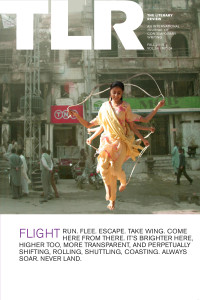 "Cover of TLR's ""Flight"" issue"