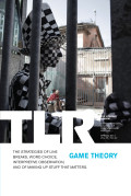 "Cover of TLR's ""Game Theory"" issue"