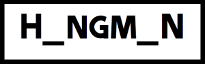 Hangman logo