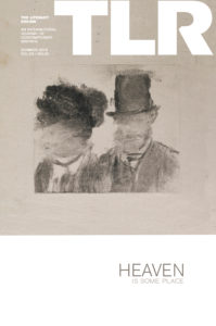 "Cover of TLR's ""Heaven"" issue"