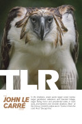 "Cover of TLR's ""John Le Carre"" issue"