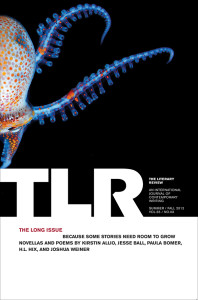 "Cover of TLR's ""The Long Issue"" issue"
