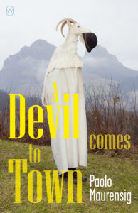 Cover of A Devil Comes to Town by Paolo Maurensig