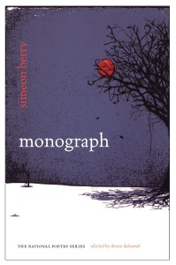Cover of Monograph by Simeon Berry