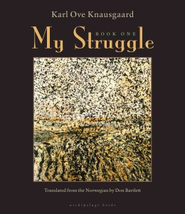 Cover of My Struggle: Book One by Karl Ove Knausgaard
