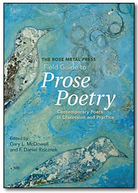 Cover of Field Guide to Prose Poetry