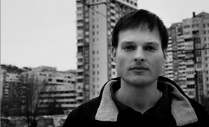 Photo of Garth Greenwell in city setting