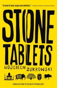 Cover of Stone Tablets by Wojciech Zukrowski