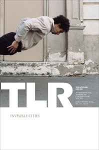 "Cover of TLR's ""Invisible Cities"" Issue"