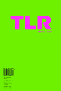 "Cover of TLR's ""Street Cred"" issue"