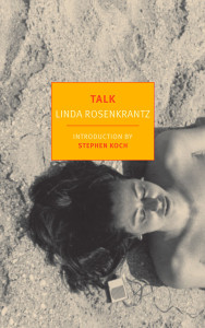 Cover of Talk by Linda Rosenkrantz