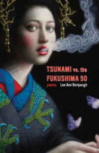 Cover of tsunami vs. the fukushima 50 by Lee Ann Roripaugh