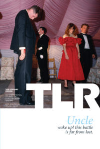 "Cover of TLR's ""Uncle"" issue"