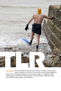 "Cover of TLR's ""The Tides"" Issue"