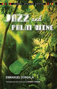 Cover of Jazz and Palm Wine by Emmanuel Dongala