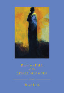 Cover of Rise and Fall of the Lesser Sun Gods by Bruce Bond