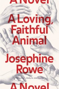 Cover of A Loving, Faithful Animal by Josephine Rowe