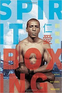 Cover of Spirit Boxing by Afaa Michael Weaver