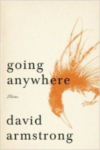 Cover of Going Anywhere by David Armstrong