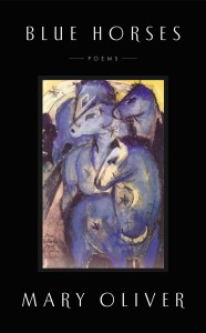Cover of Blue Horses by Mary Oliver
