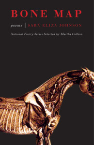 Cover of Bone Map by Sara Eliza Johnson