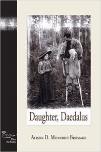 Cover of Daughter, Daedalus by Alison D. Moncrief Bromage