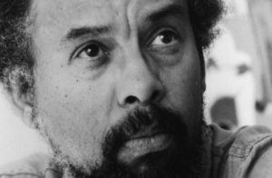 Photograph of the poet Clarence Major from the late 1980s