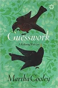 Cover of Guesswork by Martha Cooley