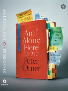 Cover of Am I Alone Here? by Peter Orner