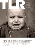 """Cover of TLR's """"Fight"""" issue"""