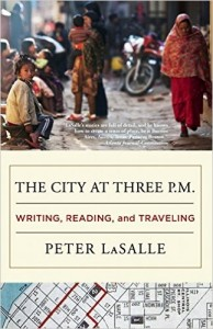 Cover of The City at Three P.M. by Peter LaSalle