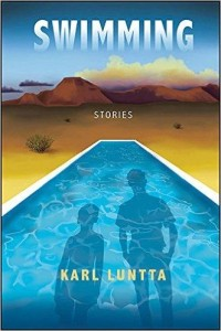 Cover of Swimming by Karl Luntta