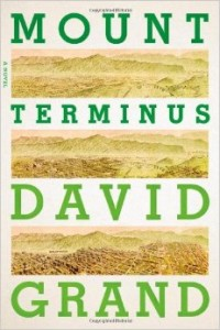 Cover of Mount Terminus by David Grand