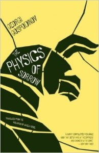 Cover of The Physics of Sorrow by Georgi Gospodinov