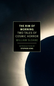 Cover of The Rim of Morning by William Sloane