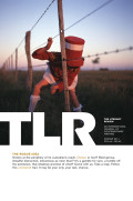 "Cover of TLR's ""The Rogue Idea"" issue"
