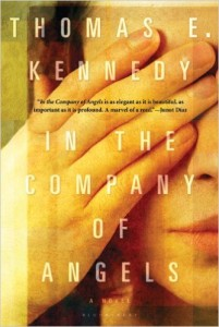 Cover of In the Company of Angels by Thomas E. Kennedy